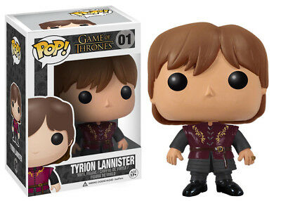 Funko Pop TV Game Of Thrones: Tyrion Lannister Vinyl Collectible Action Figure