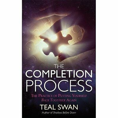 The Completion Process: The Practice of Putting Yoursel - Paperback NEW Teal Swa
