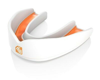 Shock Doctor Ultra Basketball Mouth Guard Piece Mouthguard Adult Strapless