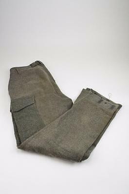 WWII ERA ACB STOCKHOLM WOOL MILITARY TROUSERS 30 x 29.5