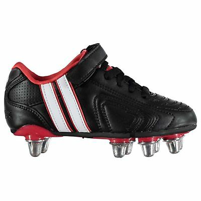 Patrick Kids Power X Childrens Rugby Boots Boys Sports New Youth Shoes Junior