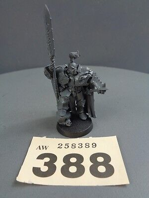 Warhammer Age of Sigmar Warriors Of Chaos Lord 388