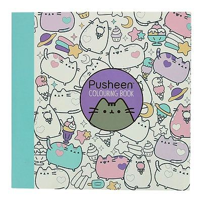 Officially Licensed Pusheen The Cat Colouring Book