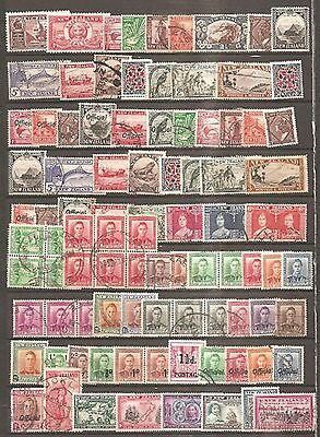 New Zealand Selection on Old Stock Page