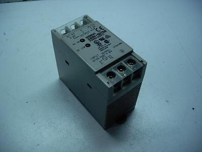 Omron S82K-00728 Din Rail Power Supply 15V 0.2A Quantity!! Tested!!