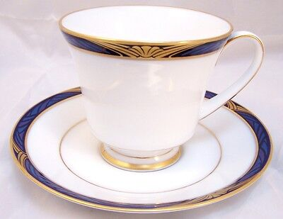 Noritake Katmandu Cup and Saucer Sets Excellent Condition Multiples Available