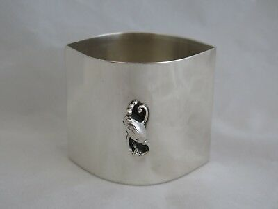 Awesome Mid-Century Sterling Small Vase/Cup
