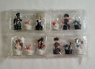 M284. Lot of 12 CLAMP No Kiseki ANIME CHESS PIECES XXXholic X/1999 Chobits MORE