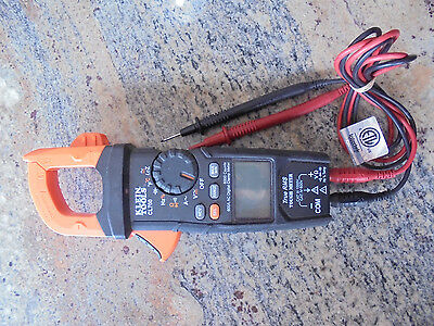 Klein Tools CL700 AC Auto Ranging True RMS 600 Amp Digital Clamp Meter