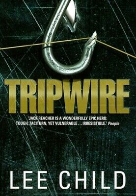 Tripwire, Child, Lee Hardback Book The Cheap Fast Free Post