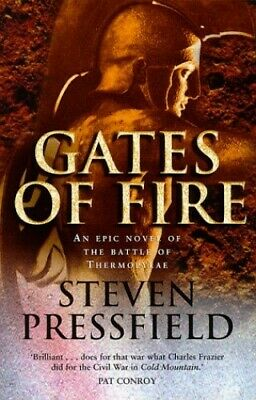 Gates of Fire by Pressfield, Steven Paperback Book The Cheap Fast Free Post