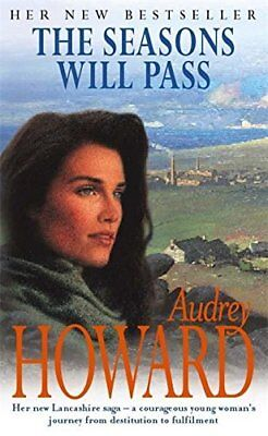The Seasons Will Pass by Howard, Audrey Paperback Book The Cheap Fast Free Post