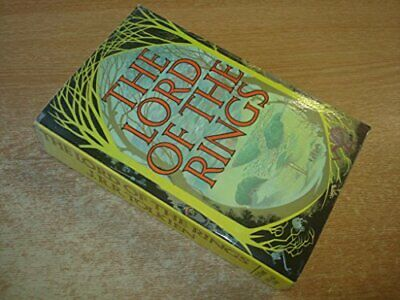 The Lord of the Rings by J. R. R. Tolkien Paperback Book The Cheap Fast Free