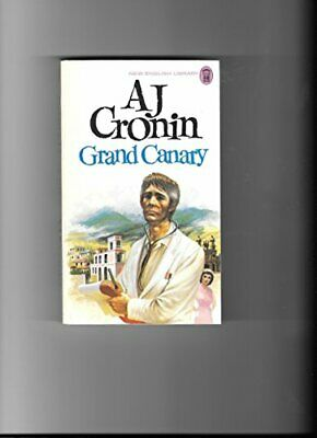 Grand Canary by Cronin, A. J. Paperback Book The Cheap Fast Free Post