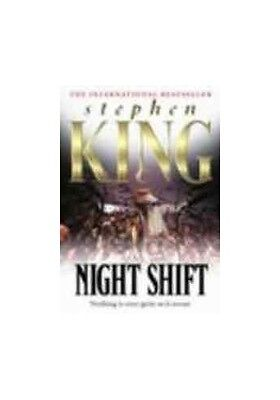 Night Shift by Stephen King Book The Cheap Fast Free Post