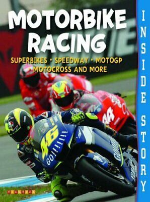 Inside Story: Motorbike Racing by TickTock Books Paperback Book The Cheap Fast