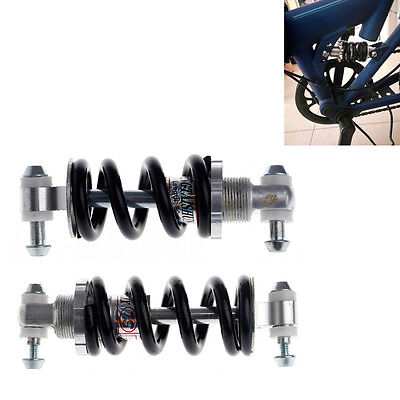 1200/1500LBs Metal Damping Spring Shock Absorber Mountain Bike Folding Bicycle