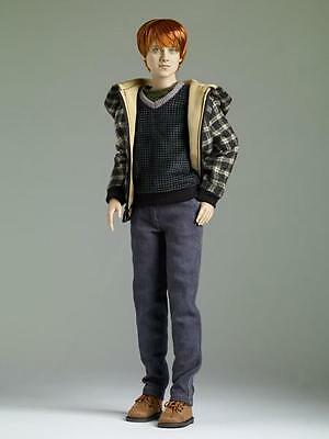 """Tonner DEATHLY HALLOWS RON WEASLEY/ Rupert Grint/ 17"""" doll/ LE/ rare/ sold out"""