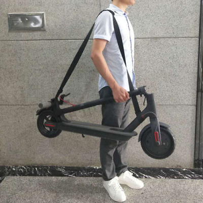 For Xiaomi Mijia M365 Plastic steel Handle Shoulder Strap Belt Electric Scooter