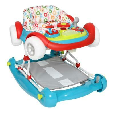 MyChild Coupe Walker/Rocker (Multi) With Musical Play Tray