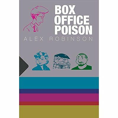 Box Office Poison - New Edition - Paperback NEW Robinson, Alex 2001-07-04