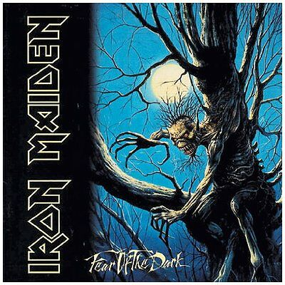 IRON MAIDEN FEAR OF THE DARK 180 GRAM 2 X VINYL SET (New Release May 19th 2017)