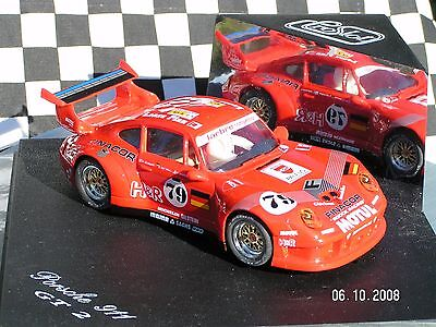 Proslot Porsche 911  Gt3 Supercup  #5   Ps1025 1:32 Slot New Old Stock Boxed