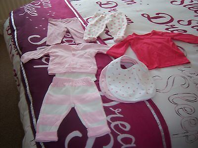 New Baby Girls Clothes Bundle.0/3 Months.uk Only