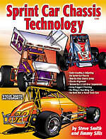 Steve Smith Autosport Sprint Car Chassis Technology Book Part Number S282
