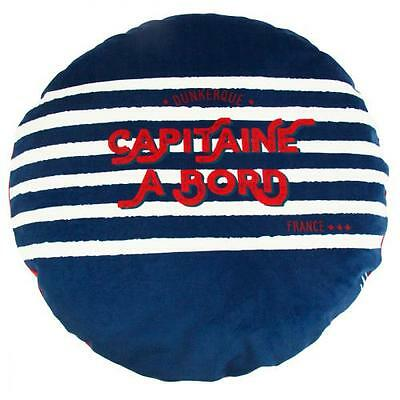 Coussin Rond Marin ( Catégorie : Matelas chat )