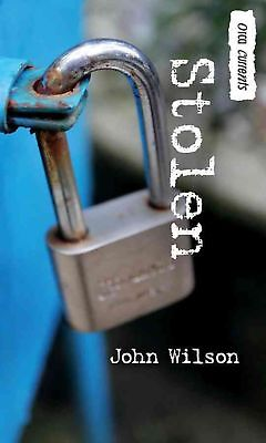 Stolen by John Wilson (English) Hardcover Book Free Shipping!