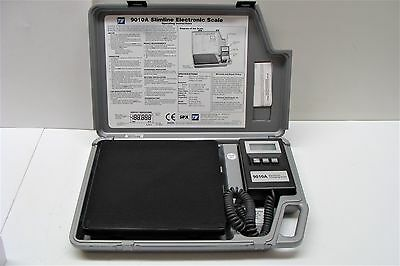SPX Robinair TIF 9010A Electronic Charging Meter Refrigerant Scale