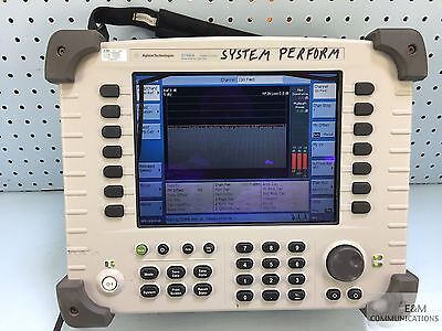 E7495A Hp Agilent Wireless Base Station 10 Mhz To 2.5 Ghz - 5 Options Installed