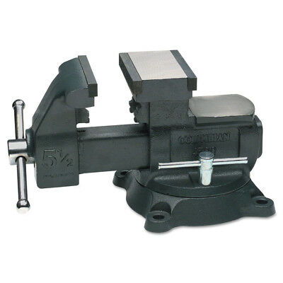 JET 14500 Multi-Purpose Mechanic's Vise with 360-Degree Swivel Base New