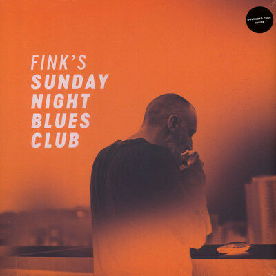 Fink - Fink's Sunday Night Blues Club Volume 1 (Vinyl LP - 2017 - UK - Original)