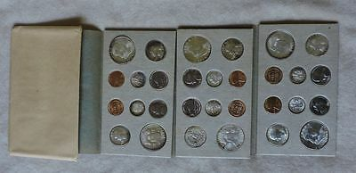 1953 Double Mint Set - Well Preserved Set W/envelope