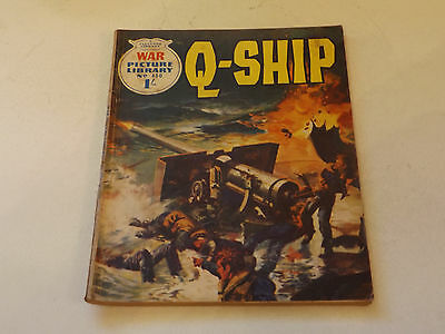 WAR PICTURE LIBRARY NO 450!,dated 1968!,GOOD for age,great 49!YEAR OLD issue.
