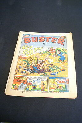 BUSTER Vintage Comic  7th February 1976