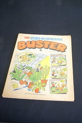 BUSTER Vintage Comic  25th October 1980