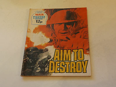 WAR PICTURE LIBRARY NO 1540!,dated 1978!,GOOD for age,great 39!YEAR OLD issue.