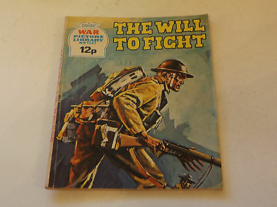 WAR PICTURE LIBRARY NO 1547!,dated 1978!,GOOD for age,great 39!YEAR OLD issue.
