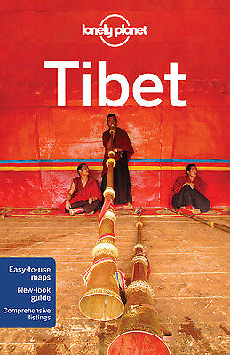 Lonely Planet TIBET (Travel Guide) - BRAND NEW 9781742200460