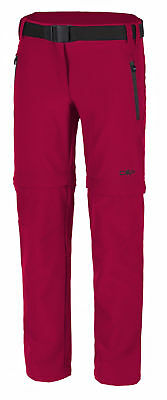 F.LLI Campagnolo Girl Hiking Leisure Stretch Pant Trousers pink