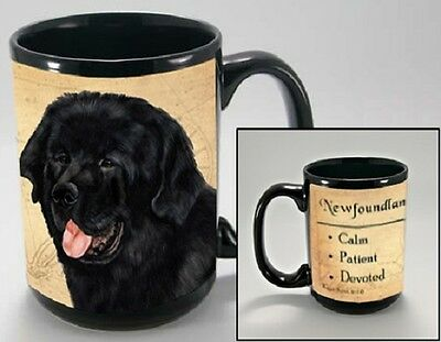 15 oz. Faithful Friends Mug - Newfoundland MFF118