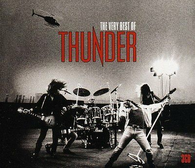 THUNDER - THE VERY BEST OF 3 CD ALBUM SET (New & Sealed)