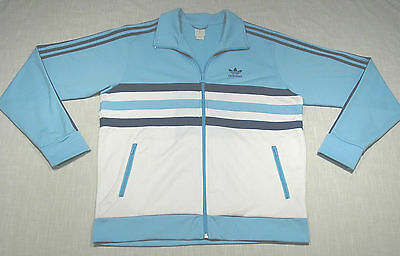 Used ADIDAS Originals Superstar Jacket (Vtg 80s Style) THREE STRIPE! MUST SEE! M