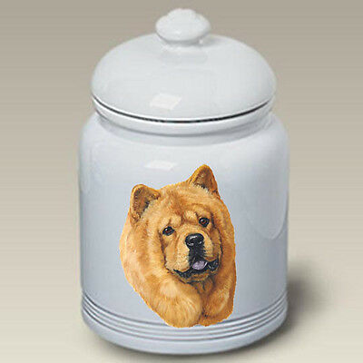 Ceramic Treat Cookie Jar - Chow Chow (LP) 45114