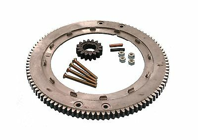 Briggs & Stratton 696537 Ring Gear Replacement for Models 399676 and 392134 New