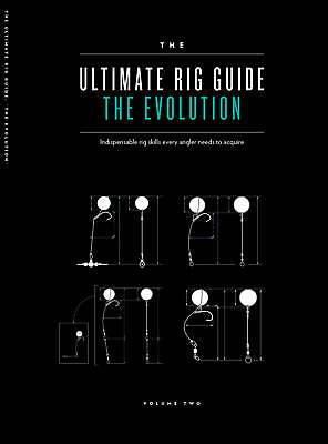 Ultimate Rig Guide Vol 2 - The Evolution - Carpology Carp Fishing Rig Guide Book