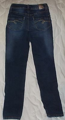 Sz 10 Slim Justice Jeans Girls Denim